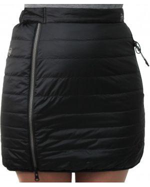 Черное теплое платье Northland