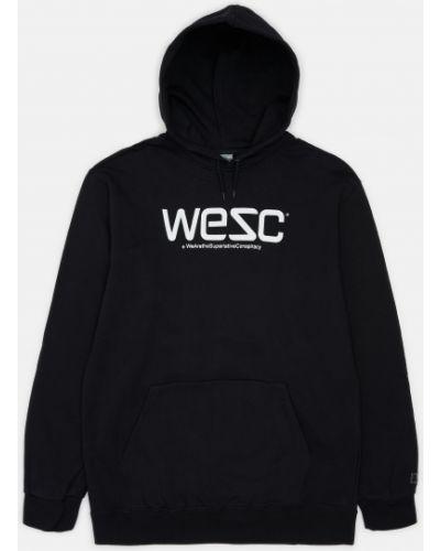 Худи - черное Wesc