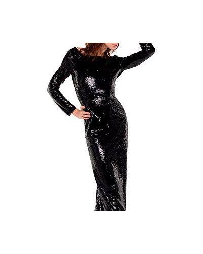 Вечернее платье миди с пайетками Patrizia Pepe