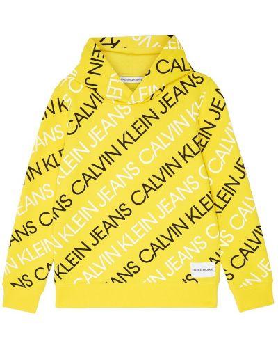 Худи с капюшоном Calvin Klein Kids