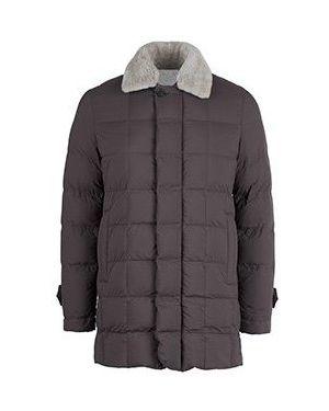 Куртка коричневый Cortigiani