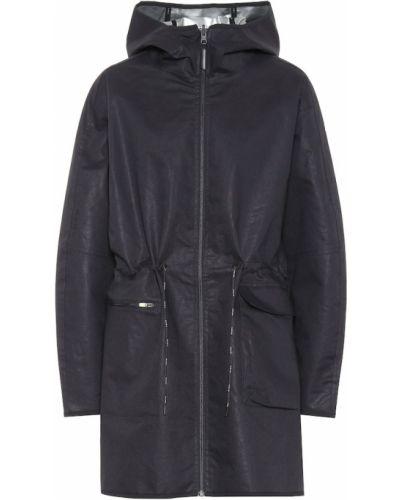 Куртка с капюшоном спортивная черная Nike