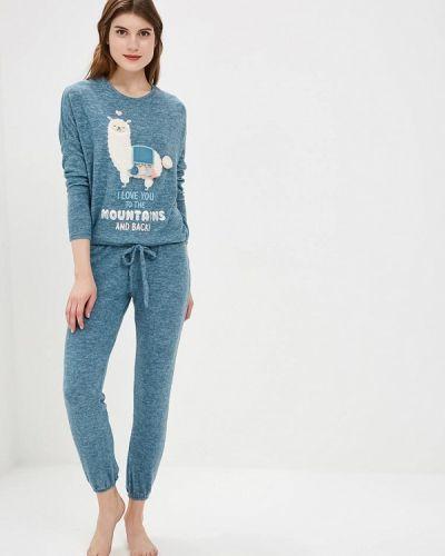 Синяя пижама Women'secret