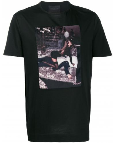 Футбольная черная футболка Limitato