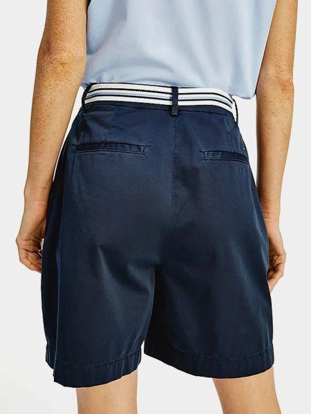 Синие шорты Tommy Hilfiger