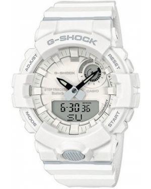Белые часы Casio