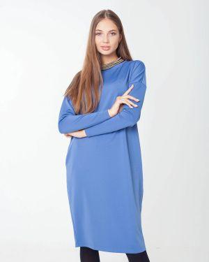 Облегающее платье платье-сарафан из вискозы Victoria Filippova