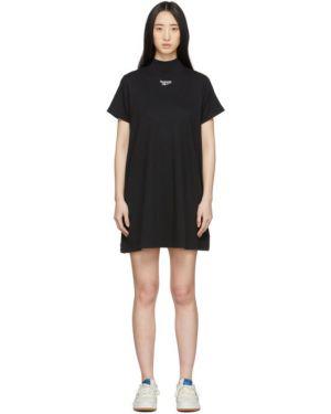 Платье платье-рубашка с вышивкой Reebok Classics