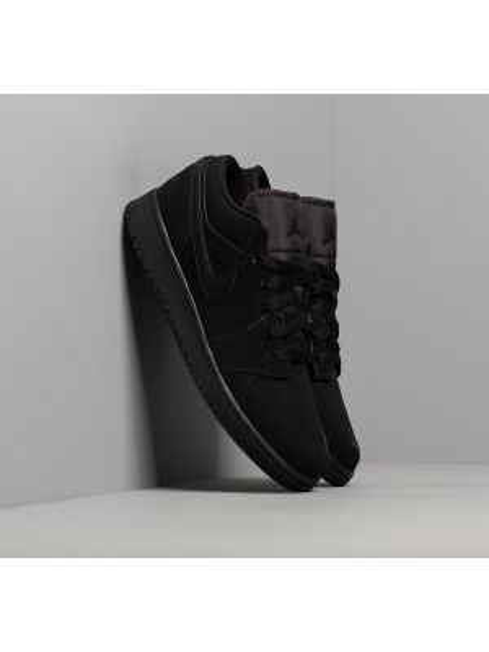 Czarne półbuty Jordan