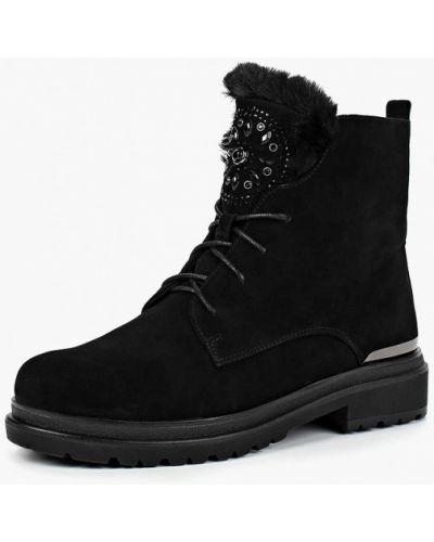 Ботинки на каблуке осенние высокие Provocante
