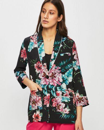Пиджак с поясом прямой Morgan