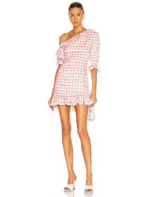 Różowa sukienka Atoir