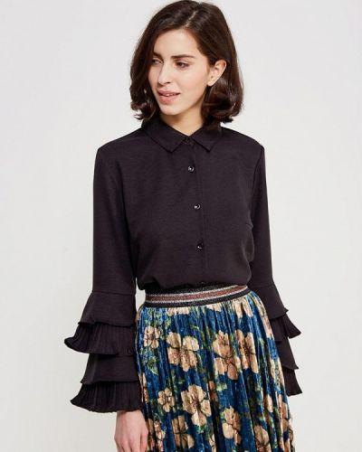 Черная блузка Paccio