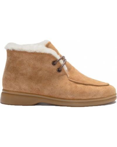Ботинки - коричневые Alex Bell