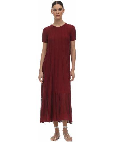 Хлопковое платье Agnona