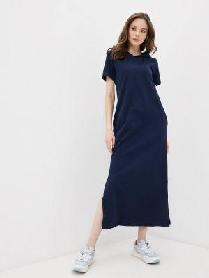 Синее платье Winzor