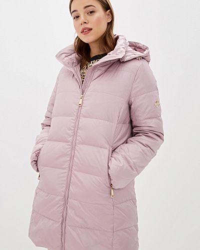Зимняя куртка осенняя розовая Baon