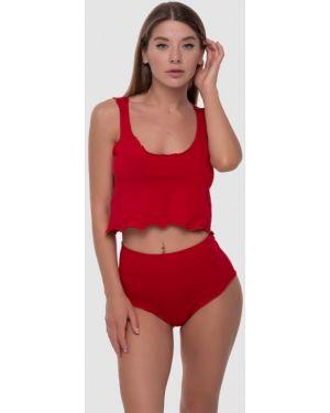 Пижамная красная пижама Feel Me Now Lingerie