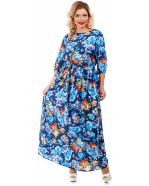 Шифоновое платье макси Liza Fashion