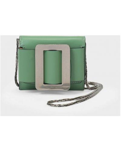 Zielony portfel Boyy