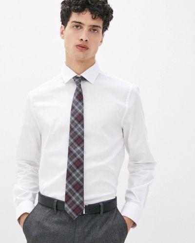 С рукавами белая рубашка Marks & Spencer