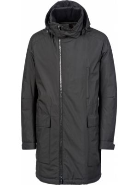 Куртка на молнии - черная Diego M