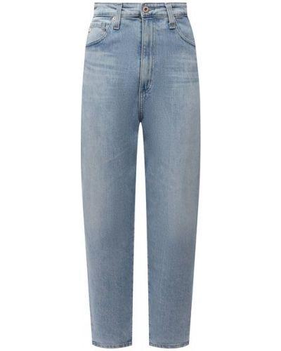 Голубые джинсы из эластана Ag