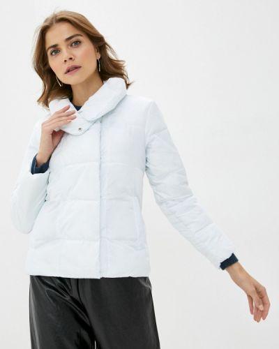 Утепленная белая куртка Pink Frost