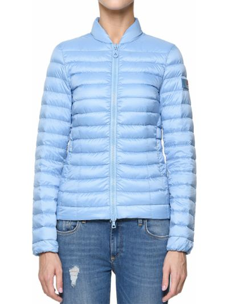 Куртка из полиэстера - голубая Peuterey