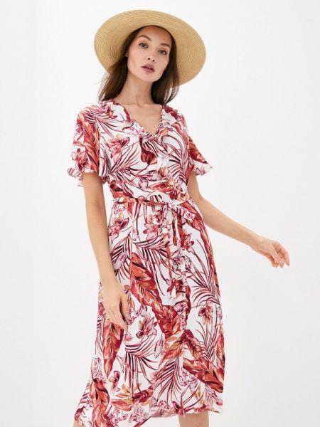 Повседневное белое платье Wallis
