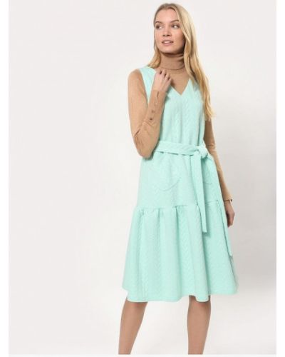 Платье прямое осеннее Tutto Bene