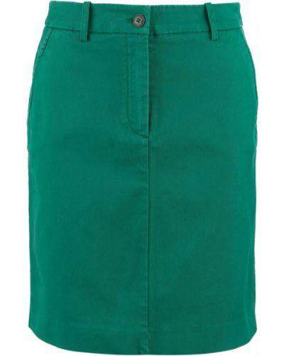 Зеленая юбка мини Marc O`polo