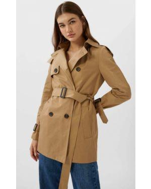 Пальто с капюшоном пальто-тренч пальто Stradivarius