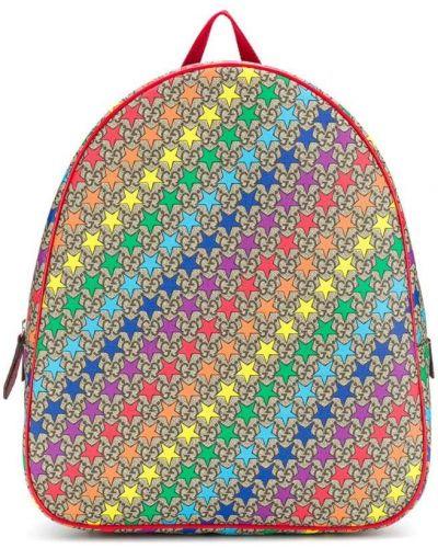 Рюкзак бежевый Gucci Kids
