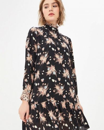 Платье прямое осеннее Miss Miss By Valentina