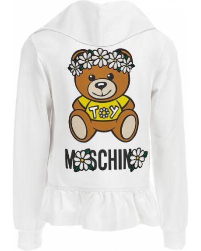 Bluza, biały Moschino