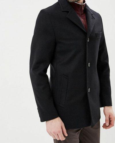 Черное пальто весеннее синар