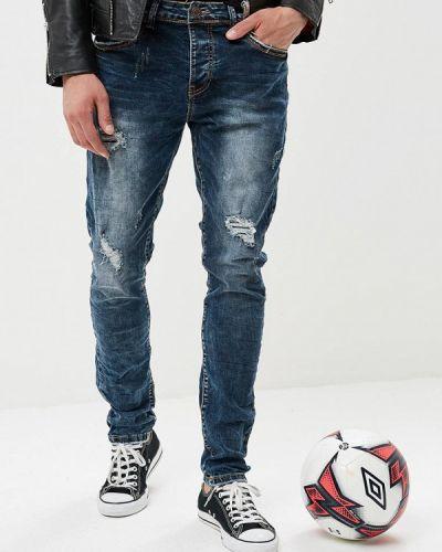 Синие джинсы Terance Kole