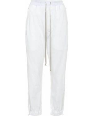 Sportowe spodnie klasyczne Rick Owens