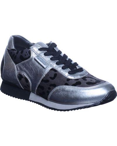 Кроссовки с мехом Karl Lagerfeld
