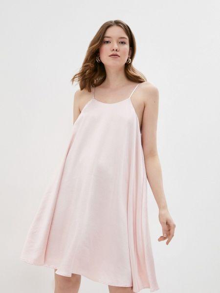 Розовое платье Sh