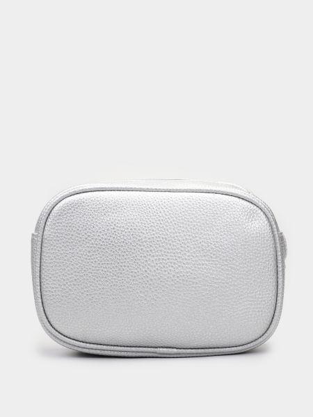 Серебряная сумка Braska