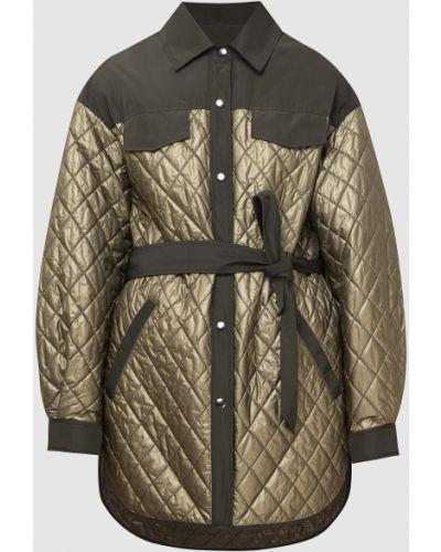 Зеленая стеганая куртка Mackage