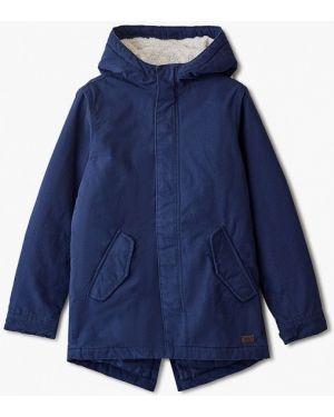 Синяя куртка Produkt
