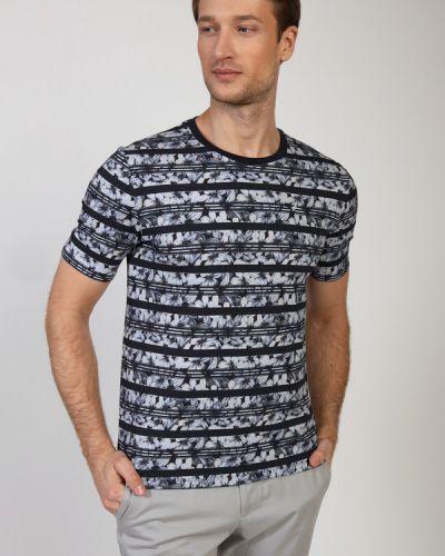 Хлопковая футболка Daniel Hechter