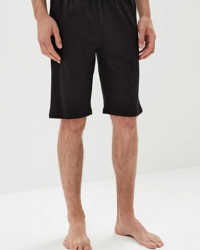 Черные брюки домашние Torro