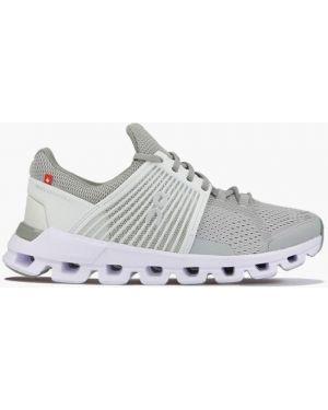 Белые кроссовки для бега для бега On Running