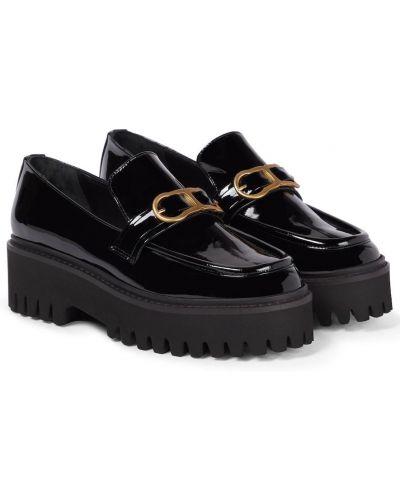 Черные туфли на платформе Dorothee Schumacher