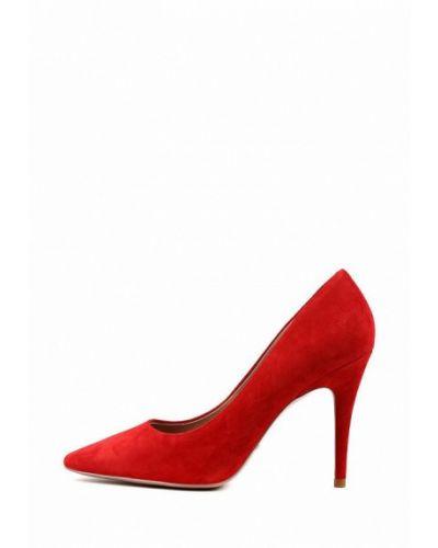 Лодочки - красные Sasha Fabiani