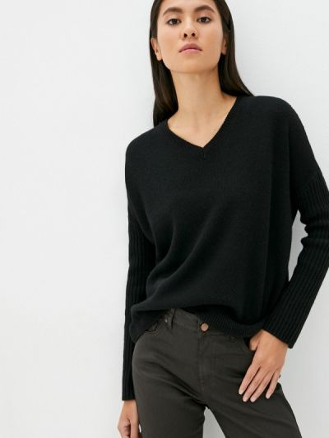 Пуловер - черный Iblues